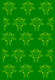 blom- green för bakgrund Arkivfoto