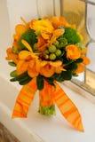 blom- härlig bukett Royaltyfri Fotografi