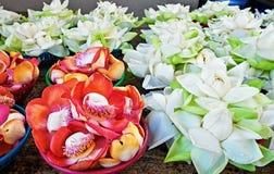 Blom- hedersgåvor Royaltyfria Foton