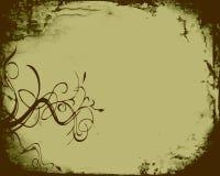 blom- illustration för bakgrund Royaltyfria Foton