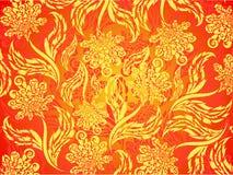 blom- illustrationvektor för bakgrund Royaltyfria Foton