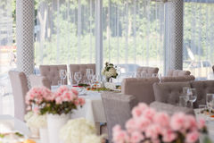 Blom- inre Royaltyfria Bilder