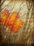 blom- konstbakgrundskort Arkivbild