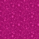 Blom- mönstra Royaltyfri Fotografi