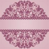 Blom- mönstra Royaltyfri Bild