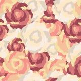 blom- modell Royaltyfri Fotografi