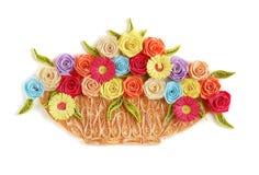 blom- modell Arkivfoto