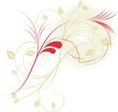blom- modell Royaltyfria Bilder