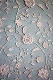 blom- modell för bakgrund Royaltyfri Fotografi