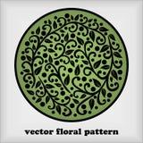 Blom- modell för vektor Arkivbild