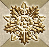 blom- motivtappning Royaltyfria Bilder