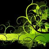 blom- naturligt för element Arkivbilder