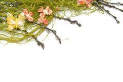Blom- ordning för påsk Fotografering för Bildbyråer