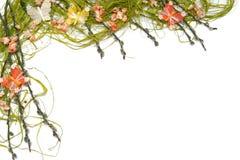 Blom- ordning för påsk Royaltyfria Bilder