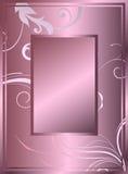 blom- pink för backround Arkivfoton
