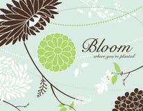 blom planterat beträffande var dig Arkivfoto