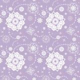 blom- prydnad Royaltyfri Fotografi