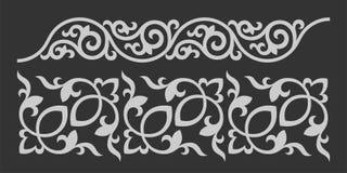 Blom- prydnad Royaltyfri Bild