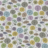 Blom- sömlös bakgrund Arkivbild