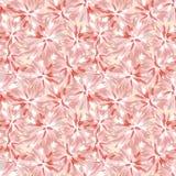 Blom- sömlös bakgrund. försiktig blommamodell. Royaltyfri Bild
