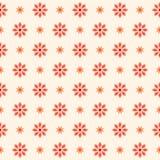 Blom- sömlös modell med rosa blommor, wal dekorativ vektor Royaltyfri Bild