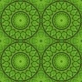 Blom- s?ml?s modell f?r blommasommar textil vektor illustrationer