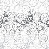 blom- seamless Royaltyfri Fotografi