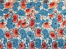 blom- seamless för bakgrund Royaltyfria Foton