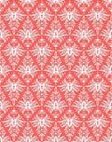blom- seamless tappning för bakgrund Royaltyfria Foton
