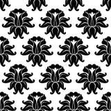 blom- seamless textur Royaltyfri Bild