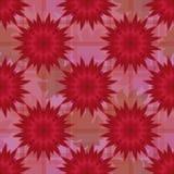 blom- seamless textur Arkivfoton