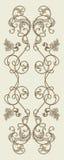blom- seamless texturtappning för element vektor illustrationer
