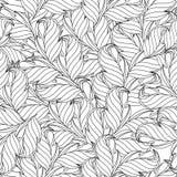 blom- seamless wallpaper Fotografering för Bildbyråer