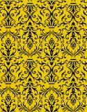 blom- seamless wallpaper Royaltyfri Foto