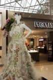 Blom- skyltdockaserie Royaltyfri Foto