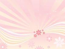 blom- sommar Royaltyfri Foto