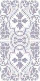 Blom- stencil Royaltyfri Foto