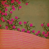 blom- tappning för bakgrund Royaltyfri Fotografi