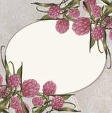 blom- tappning för bakgrund Arkivbilder