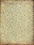 blom- tappningwallpaper Royaltyfria Bilder