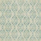 blom- tappningwallpaper vektor illustrationer