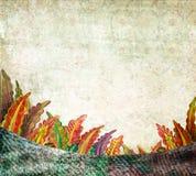 blom- textur Royaltyfri Bild