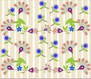 Blom- textur Arkivfoto