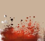 blom- texturer Royaltyfri Bild