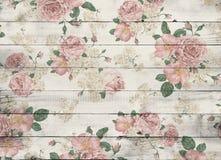 Blom- trä Royaltyfri Foto
