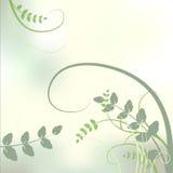 blom- trädgårds- äng för bakgrund vektor illustrationer