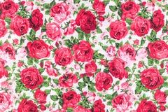 Blom- tyg Fotografering för Bildbyråer