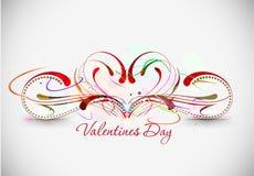 blom- valentiner för dagdesign vektor illustrationer