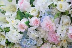 Blom- variation för bakgrund arkivbilder