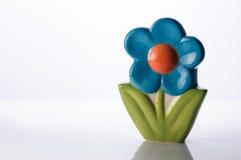 Blom- vas Arkivfoton